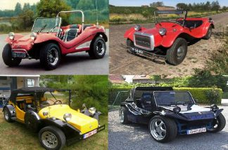 Buggy's - Kit Cars - Replica's