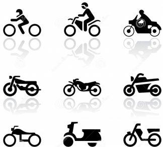 Motoren, Scooters, Brommers en Tweewielers